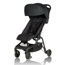 2018 Mountain Buggy Nano Lightweight Compact Travel Baby Str