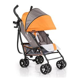 Summer Infant 3D-one Convenience Stroller - Solar Orange