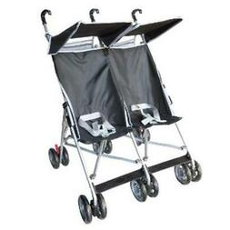 AmorosO 42005 Twin Umbrella Stroller