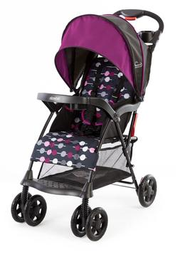 Kolcraft Cloud Plus Lightweight Stroller with 5-Point Safety