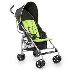 Summer Infant GOlite Convenience Stroller, Go Green Go