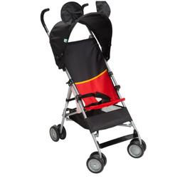 Baby Mickey Mouse 3D Umbrella Stroller Lightweight Strollers