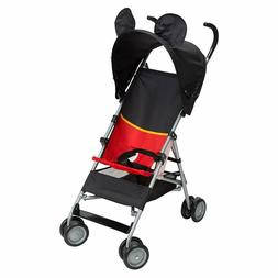Baby Mickey Mouse Umbrella Stroller with Basket