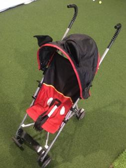 baby mickey mouse umbrella stroller