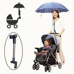 Baby Umbrella Strollers Holder Bike Wheelchair Adjustable Bl