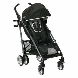 black umbrella stroller pierce infant car seat