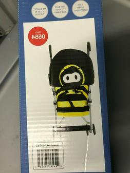 Brand New Umbrella Bumble Bee Stroller - Black/Yellow -  Fre