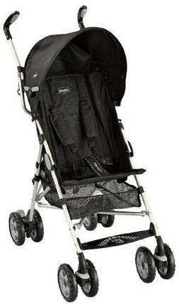 Chicco C6 Comfort Travel Stroller in Black, Brand New!! Free