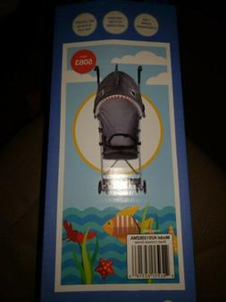 Cosco Character Umbrella Stroller in Whale 3D☆COOL☆