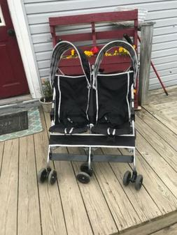 Delta Children Double Umbrella Stroller