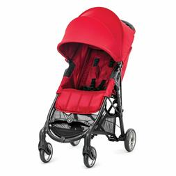 Baby Jogger City Mini ZIP Stroller in Red