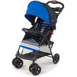 Dream On Me Cloud Lightweight Stroller, Dark Blue