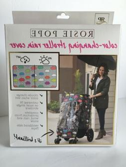 Color Changing Stroller Rain Cover - Clouds Baby