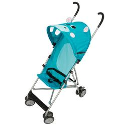 Cosco Comfort Height Character Umbrella Stroller, Hippo 3D