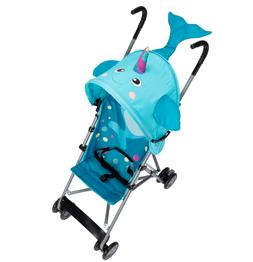 Comfort Height Character Umbrella Stroller, Narwhal, 43.70 x