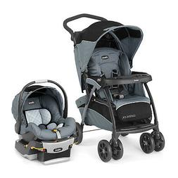 Chicco Cortina CX  Iron Gray Travel System