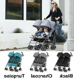 double umbrella stroller for twins or second