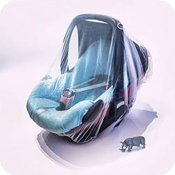 The Original Drawstring Baby Mosquito Net - Perfect Fit for