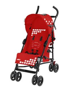 Dream On Me/Mia Moda Facile Umbrella Stroller, Red