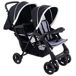 foldable double stroller baby infant