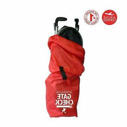 Gate Check Bag For Umbrella Strollers, Red