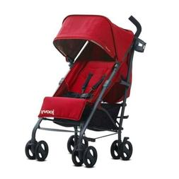 Joovy New Groove Ultralight Umbrella Stroller - Red