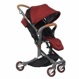 Babysing I-GO Baby Lightweight Umbrella Stroller RED