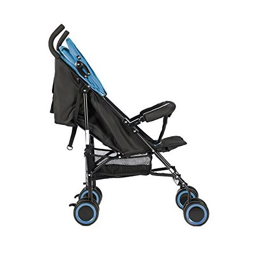 EVEZO 2141A Full-Size Lightweight Seat, Safety Canopy,