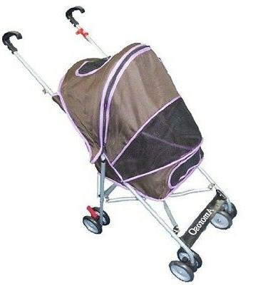 6118 purple pet umbrella stroller 6118 purple