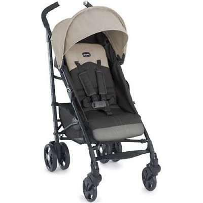Chicco Stroller, Almond