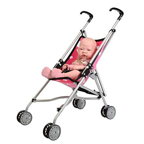 Hearts My First Doll Stroller Super Cute for - Stroller - Toddlers