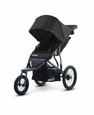 Joovy Zoom Jogging Stroller, Black