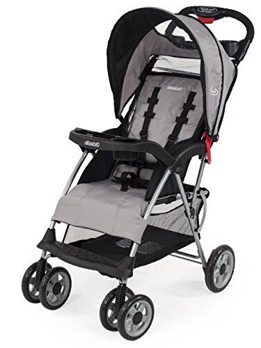 Kolcraft Stroller System Multi-Positon Seat, One Storage Basket, Parent Child