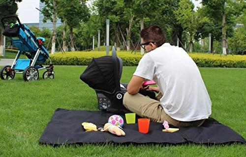 Stroller Stroller with Picnic Stroller System, FITS ONLY Lightweight UMBRELLA Strollers with Wheels