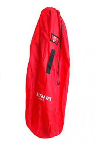 UMBRELLA Cover - Polyester with SHOULDER Resistant, for Airport and Storage Fits most umbrella