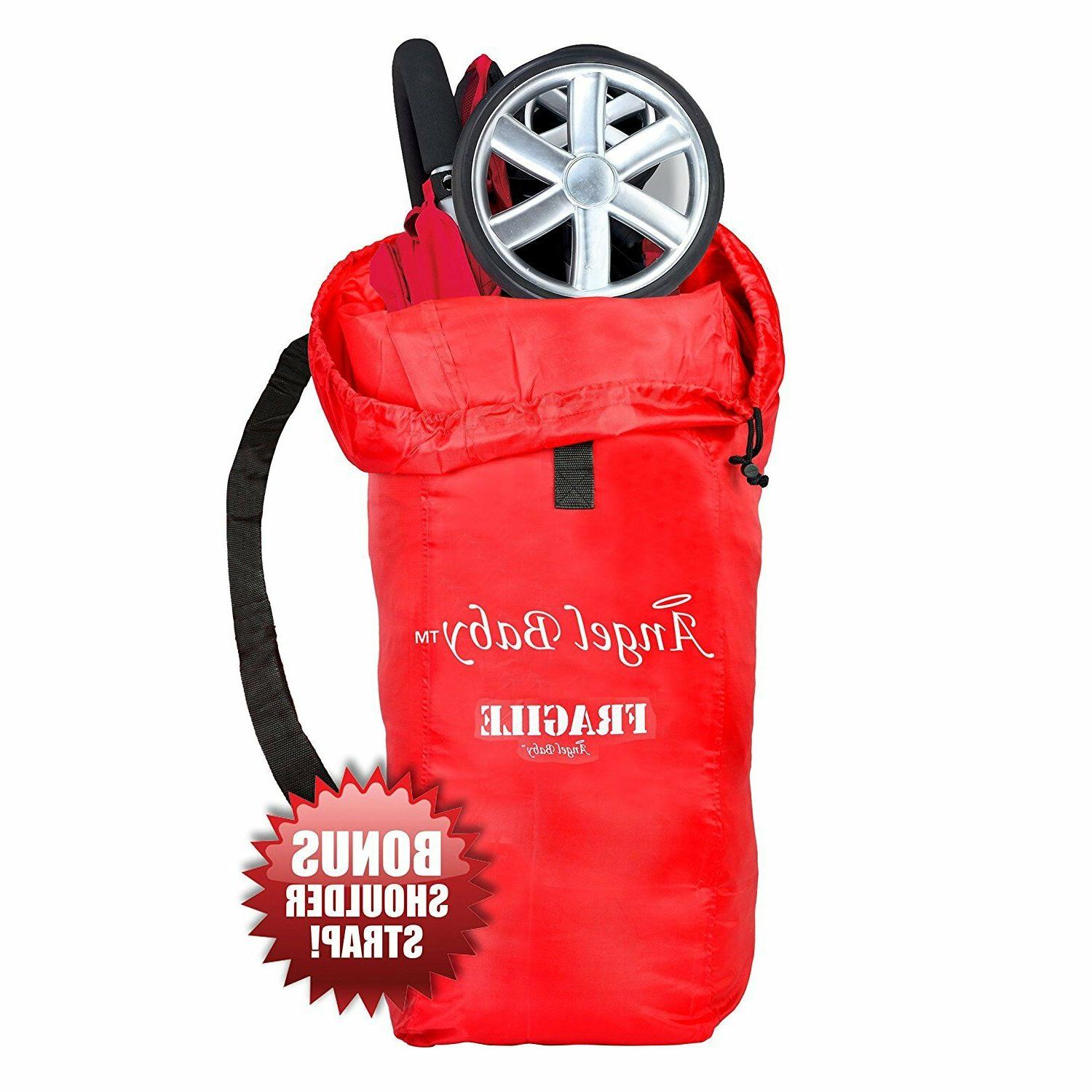 UMBRELLA STROLLER TRAVEL BAG Cover - DURABLE Polyester with