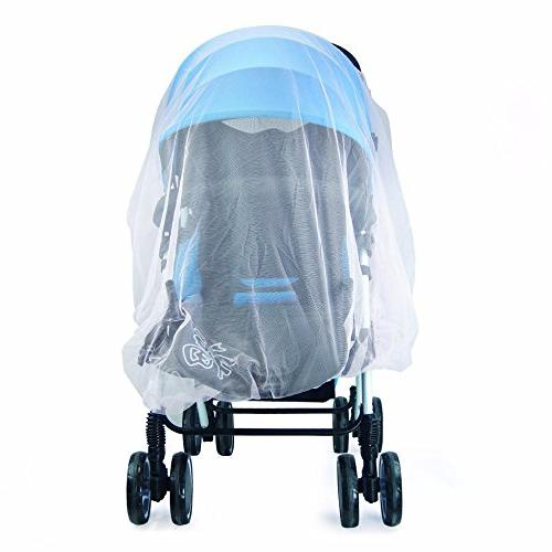 anytec infant baby mosquito mesh