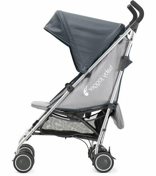 Baby Jogger Folds Travel Reclines