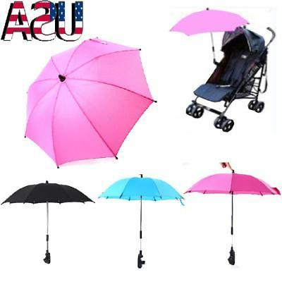 Umbrella Holder Handle Baby Bicycle Stroller Chair Rays