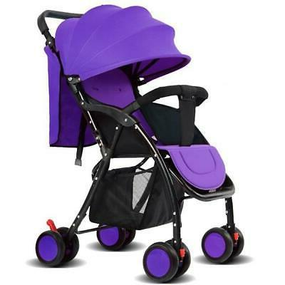 strollers lightweight doll can sit can down baby