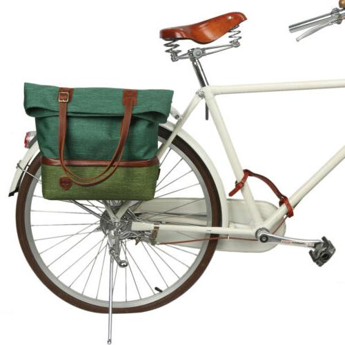 Tourbon Bike Insulated Lunch Rack Saddle Cooler Bags