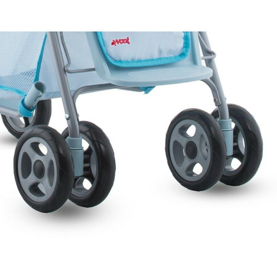 Joovy Caboose Dolls Toy Blue For
