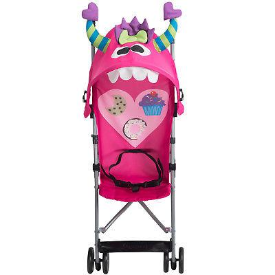 character umbrella stroller with compact and lightweight