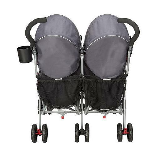 City Street Side by Side Stroller,