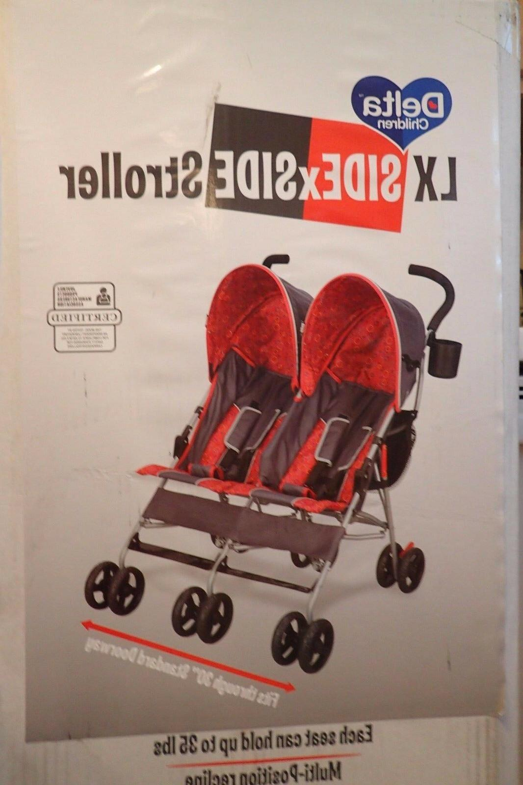 City Side Stroller, Grey