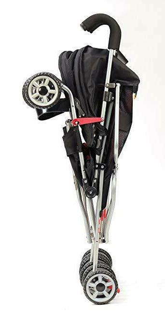 Kolcraft Cloud Double Umbrella Stroller – and Compact,