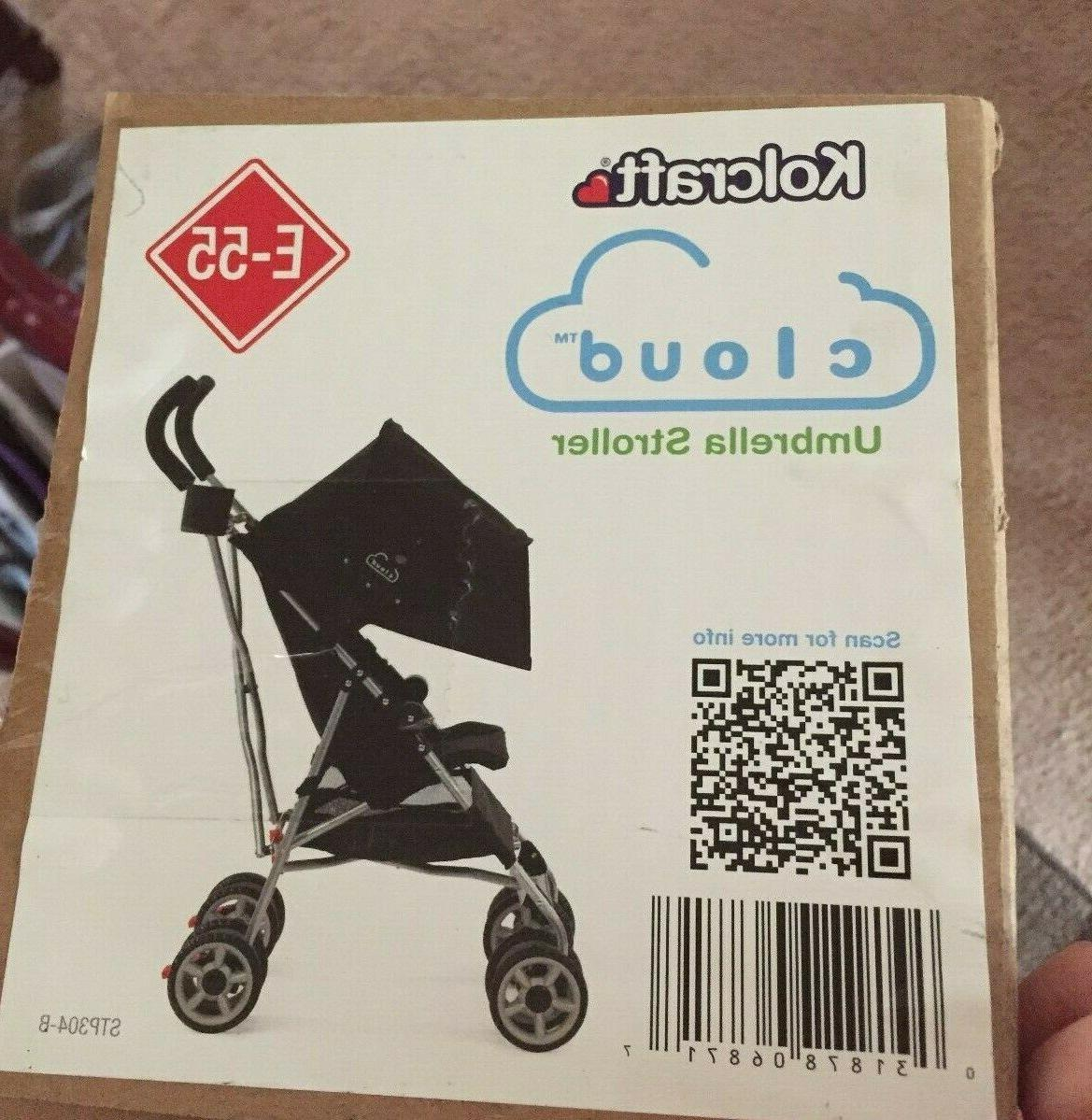 Kolcraft Travel Friendly Umbrella Stroller and Compact