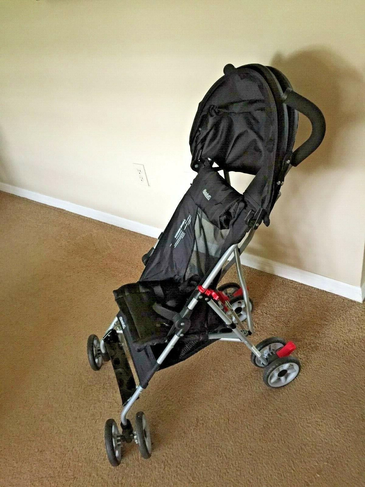 Kolcraft Cloud Travel Friendly Umbrella Stroller and Compact