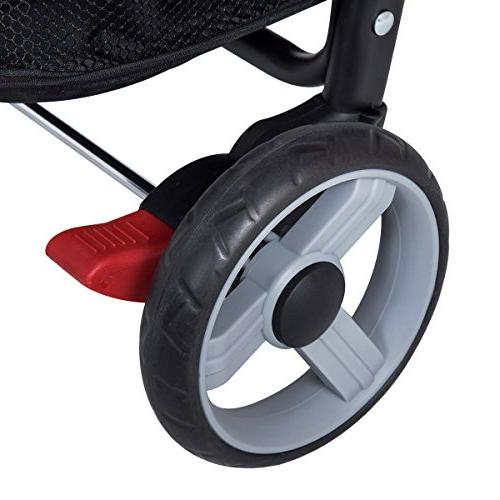 Costzon Foldable Stroller with Safety and Position Reclining Seat