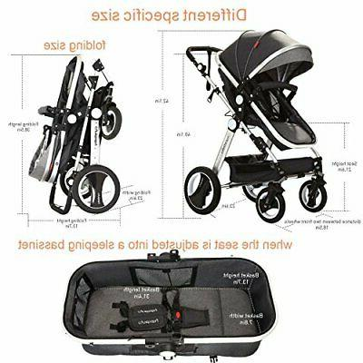 cynebaby Infant Toddler Baby Stroller Carriage Strollers